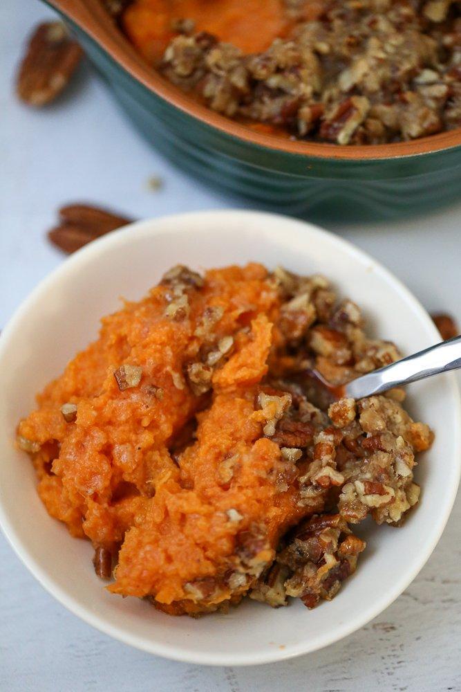 Holiday Sweet Potato Casserole
